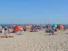 Пляж базы отдыха Карпаты